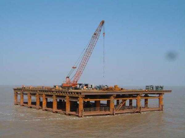 桥梁施工交流材料(大临结构设计检算)