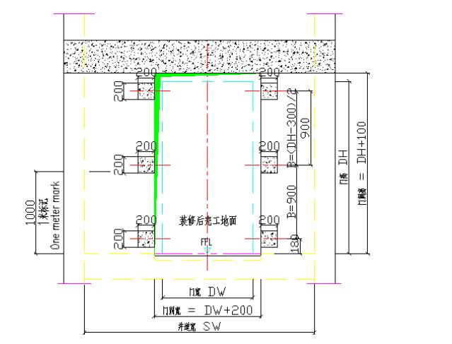 小区工程填充墙砌体施工方案_2