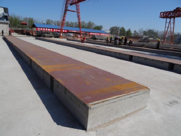 预制梁场规划、箱梁生产及架桥机施工总结