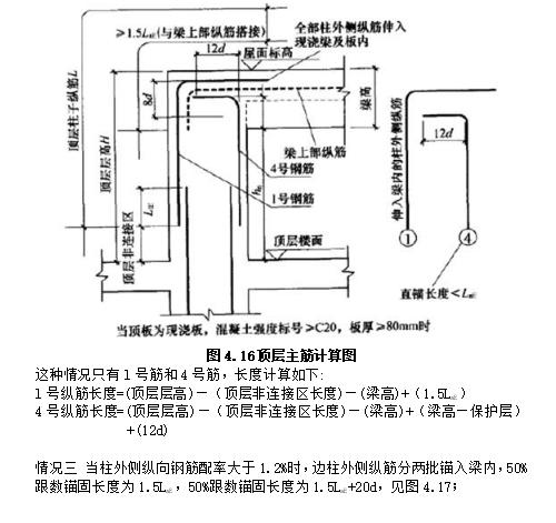 柱钢筋工程量计算(含计算实例)_4