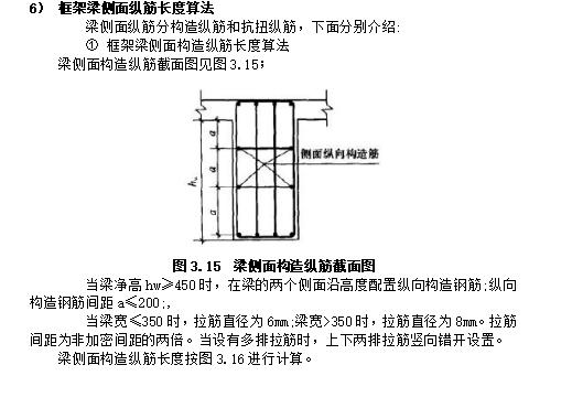梁钢筋工程量计算(含计算实例)_4