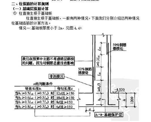 柱钢筋工程量计算(含计算实例)_2