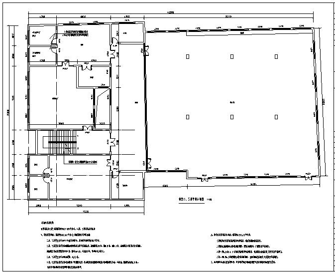 中学基础设施提质改造项目招标控制及图纸