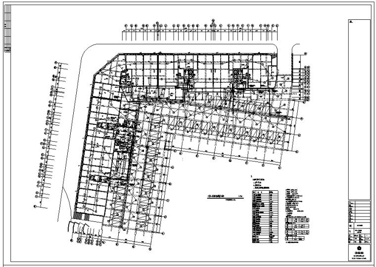 住宅区弱电工程量清单(带图纸)
