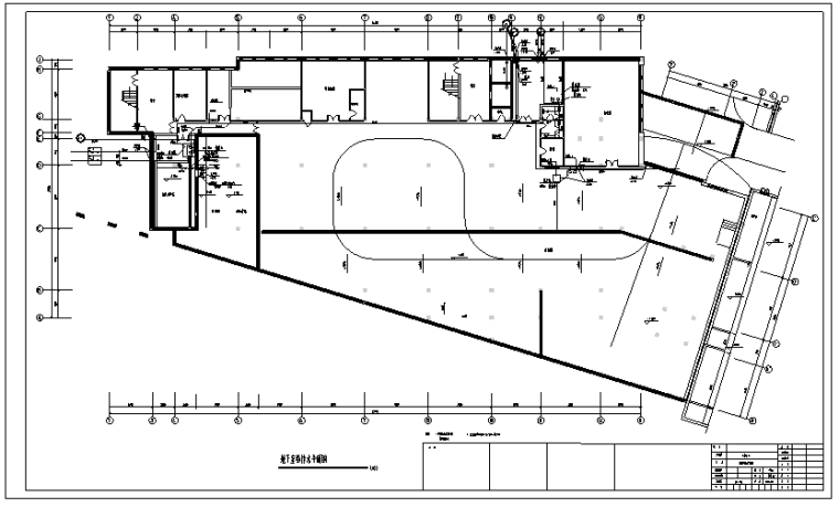 建筑消防工程水系统预算书(含CAD图纸)_1