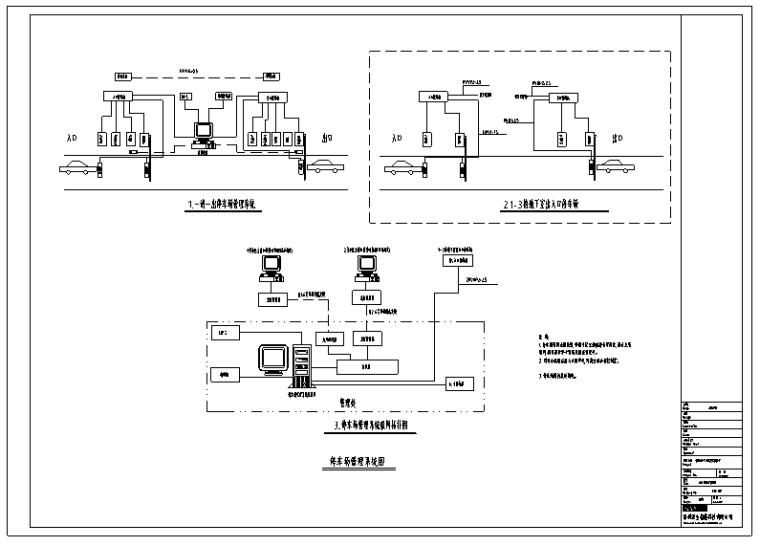 可视对讲大样资料下载-智能化系统工程施工图预算(带CAD图纸)