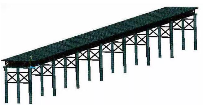 一例钢栈桥施工技术_12