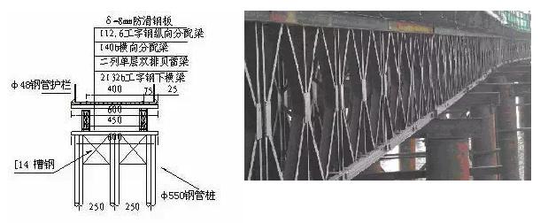 一例钢栈桥施工技术_6
