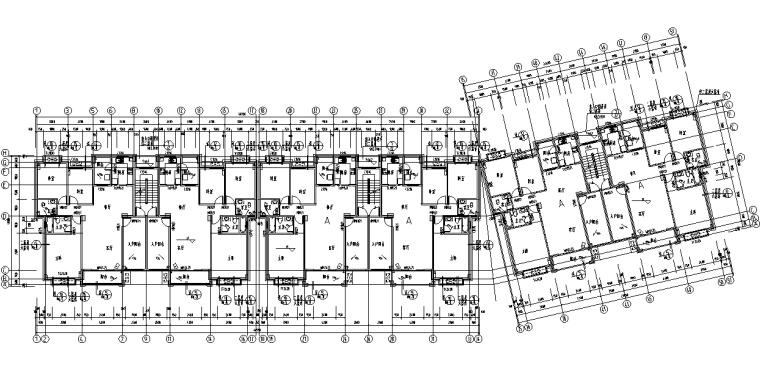 商住小区建筑工程量清单(带图纸)_1