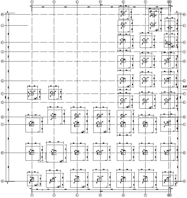 图书综合楼总平配套工程预算书(带图纸)_5