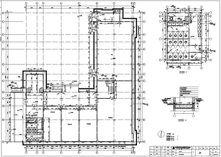 图书综合楼总平配套工程预算书(带图纸)_3