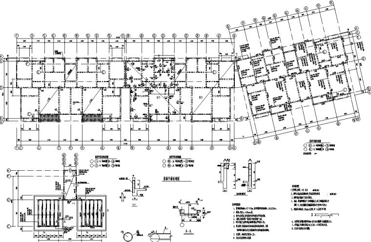 商住小区建筑工程量清单(带图纸)_3