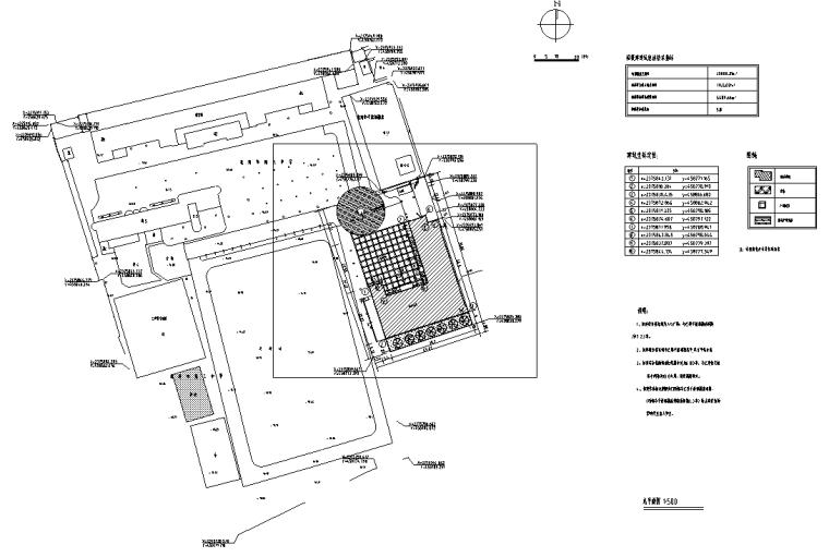 图书综合楼总平配套工程预算书(带图纸)_1