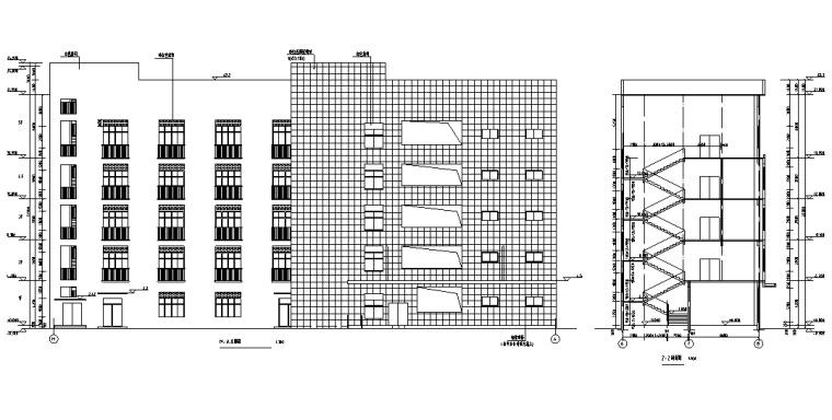 图书综合楼总平配套工程预算书(带图纸)_4