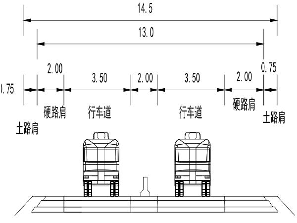 二级公路互通改造工程施工图纸(含清单)