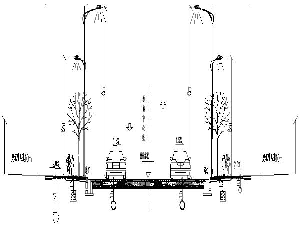 [仁怀]移民安置大道建设项目施工图设计