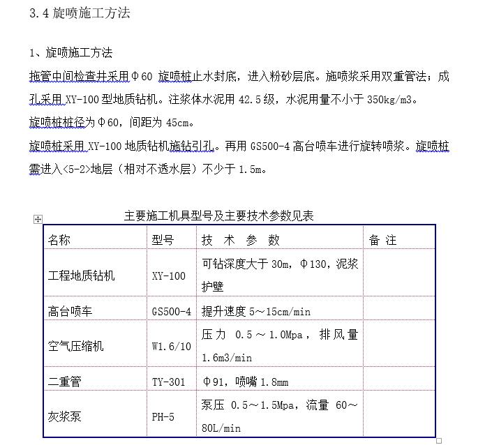 雨污分流施工组织方案(47页)_6