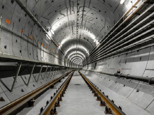 [北京]地铁矿山法区间隧道结构设计方法研究
