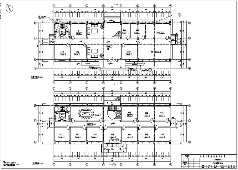 [毕设]航标基地办公用房工程量计算实例