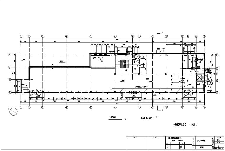 [2020新]框架小学配套用房造价毕业设计图纸