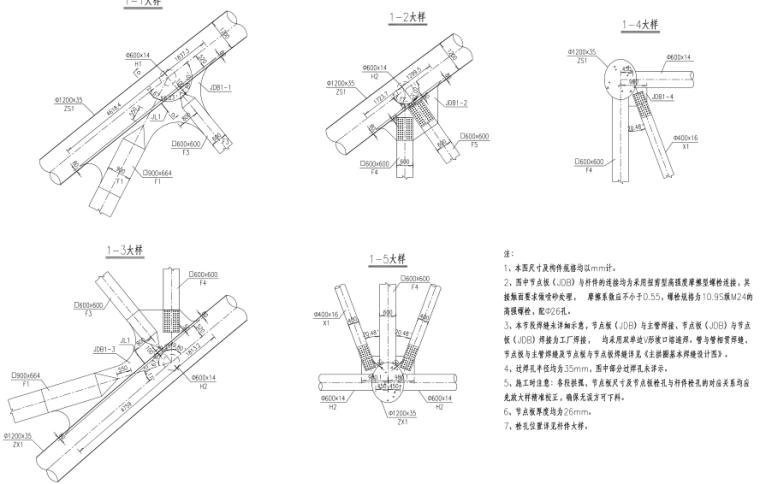 高速公路桥梁涵洞施工图纸设计PDF版本_4