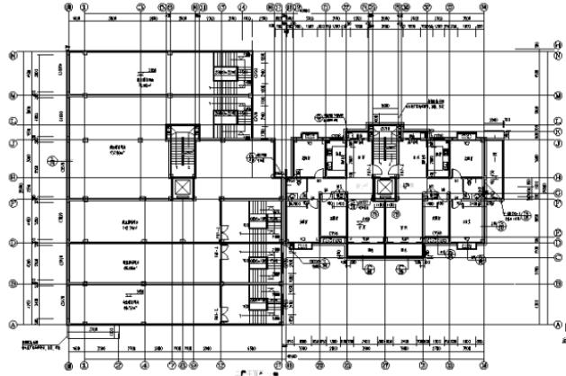[江苏]综合楼项目造价毕业设计(含图纸与量)
