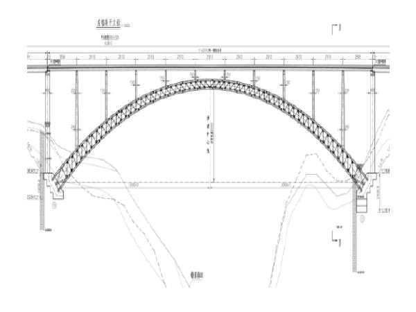 高速公路桥梁涵洞施工图纸设计PDF版本
