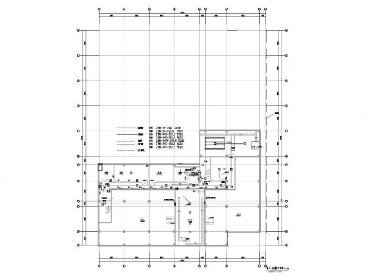 大型物流配送中心电气图纸(含招标文件)_1