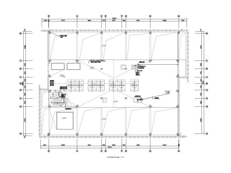 [甲级]深圳大型物流中心电气图纸[含计算书]