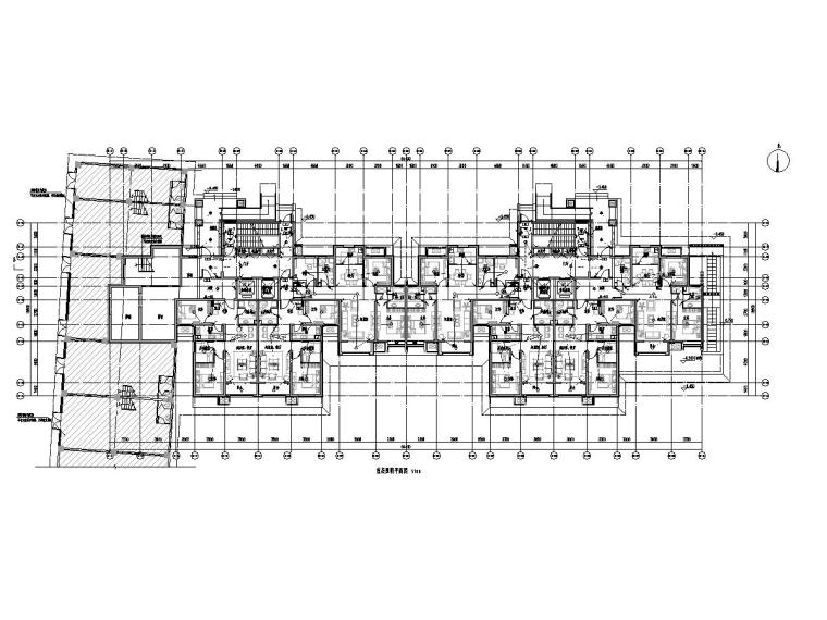 河北保定高层住宅项目电气施工图(全套)