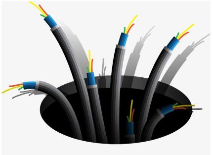 如何根据弱电工程实况计算设备与线缆的数量