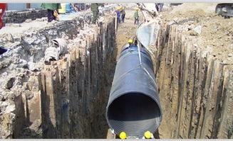 一键下载_10套雨污给排水系统管道施工方案