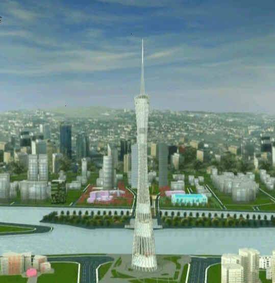 超高层综合楼机电设备安装工程施工组织设计