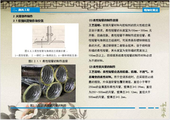 工程实体质量精细化图集下册机电部分2015版_11