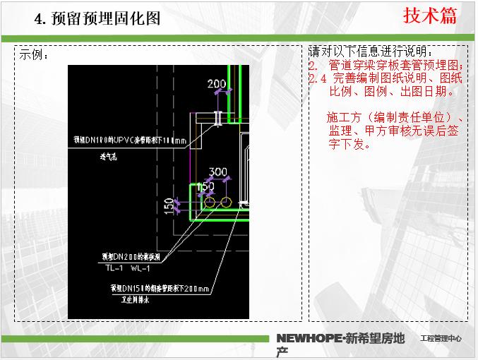 安装预埋工程技术质量标准交底_PPT版本_5