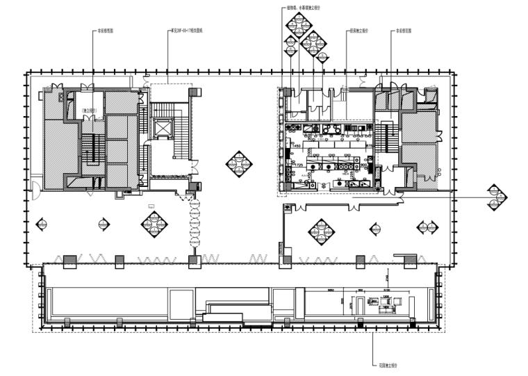 [广东]深圳某一鞋业总部办公楼28层施工图_2