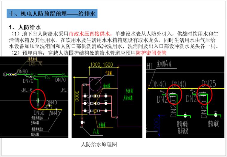 机电安装(水暖电及人防)预留预埋施工总结_10