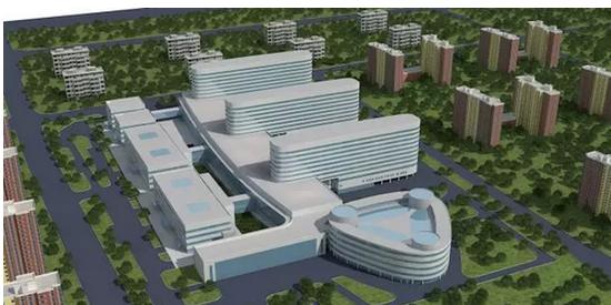 收藏!北京天坛医院项目BIM应用案例