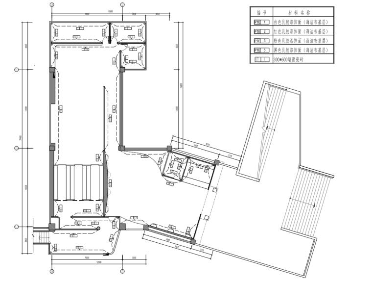 [上海]儿童启蒙乐园亲子空间施工图_效果图_3
