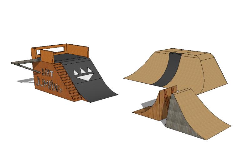 4组儿童乐园游乐场设施设备-(滑轮场篇)_4