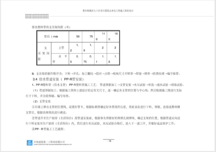 中建_机电安装工程施工组织设计方案2018_9