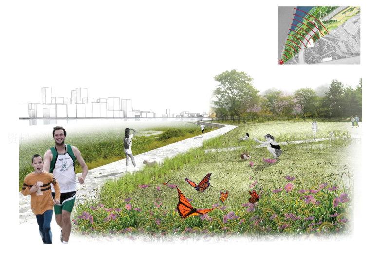 [上海]滨江休闲生态都市体验公园景观设计_2