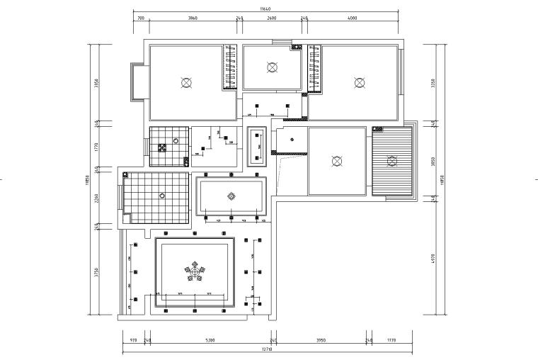 [浙江]温州渔巷花园二层阁楼住宅设计施工图_6