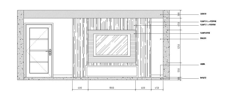 [浙江]温州渔巷花园二层阁楼住宅设计施工图_7