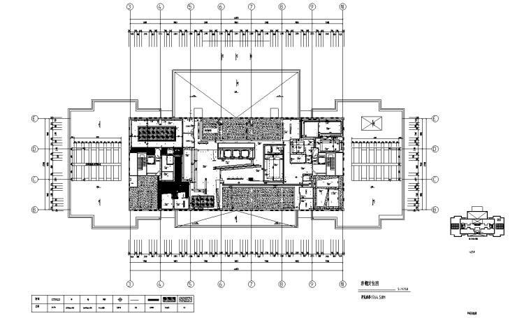 [上海]虹桥1765M²办公室设计施工图_效果图_6
