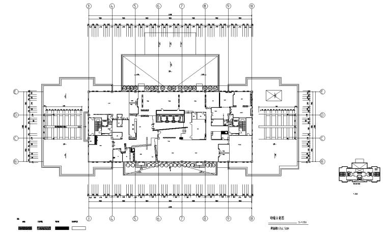[上海]虹桥1765M²办公室设计施工图_效果图_2