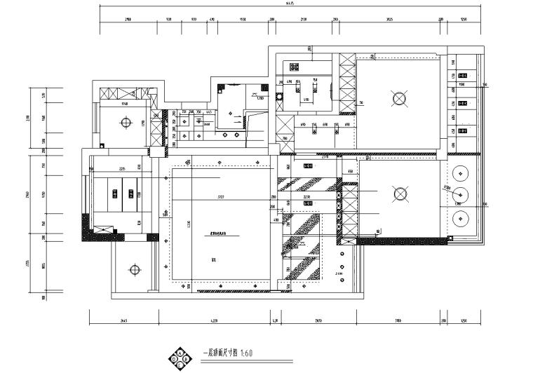 [辽宁]沈阳现代二层三居室住宅设计施工图_3