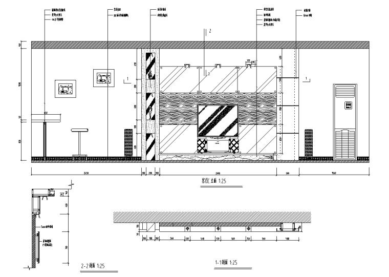 [辽宁]沈阳现代二层三居室住宅设计施工图_9