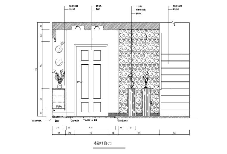 [辽宁]沈阳现代二层三居室住宅设计施工图_7