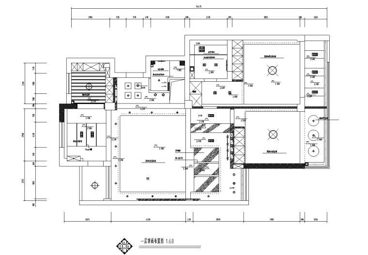 [辽宁]沈阳现代二层三居室住宅设计施工图_2